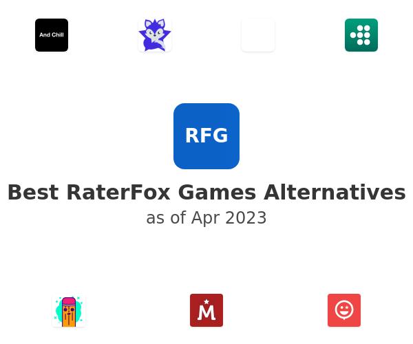 Best RaterFox Games Alternatives
