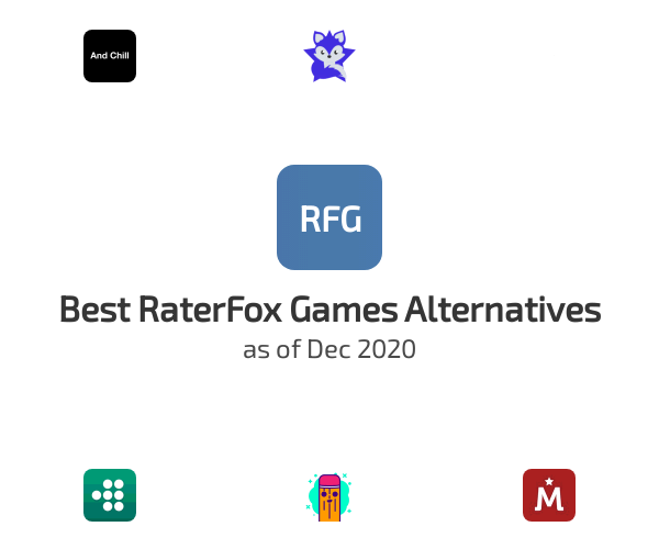 Best RaterFox Games Alternatives