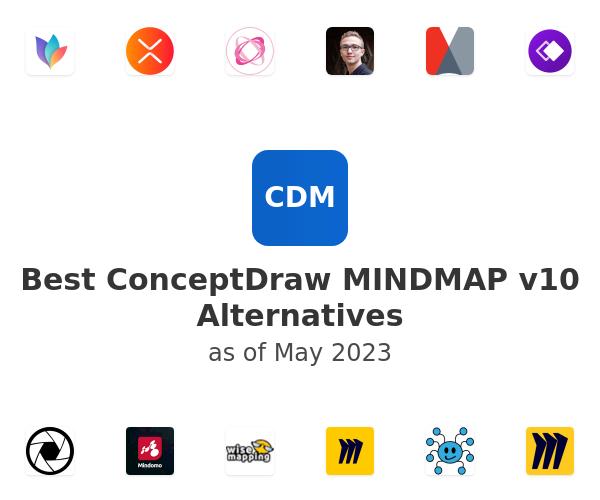 Best ConceptDraw MINDMAP v10 Alternatives