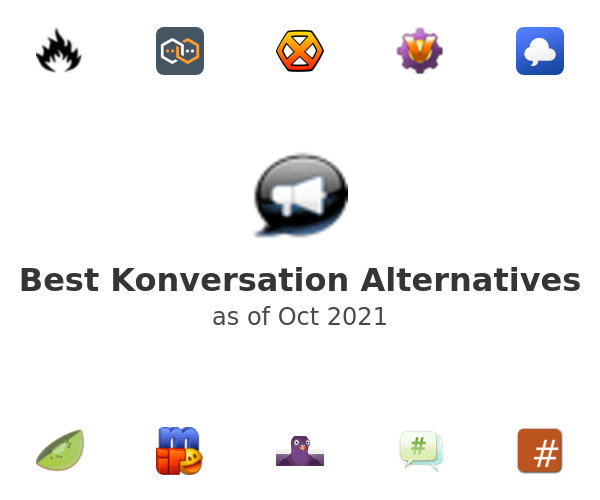 Best Konversation Alternatives