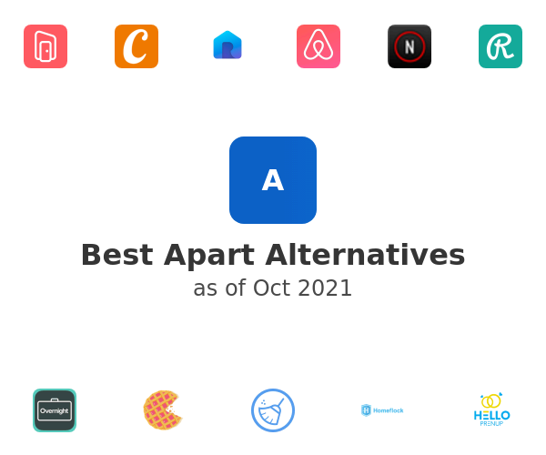 Best Apart Alternatives