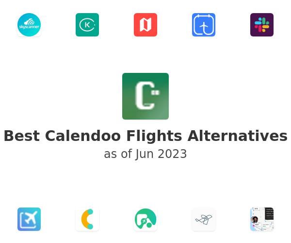 Best Calendoo Flights Alternatives