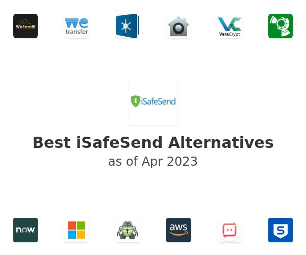 Best iSafeSend Alternatives