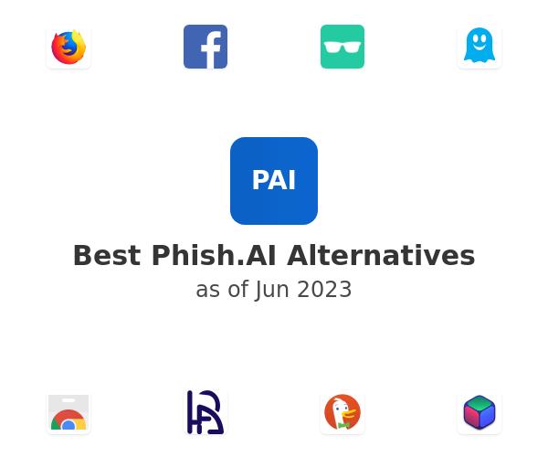 Best Phish.AI Alternatives