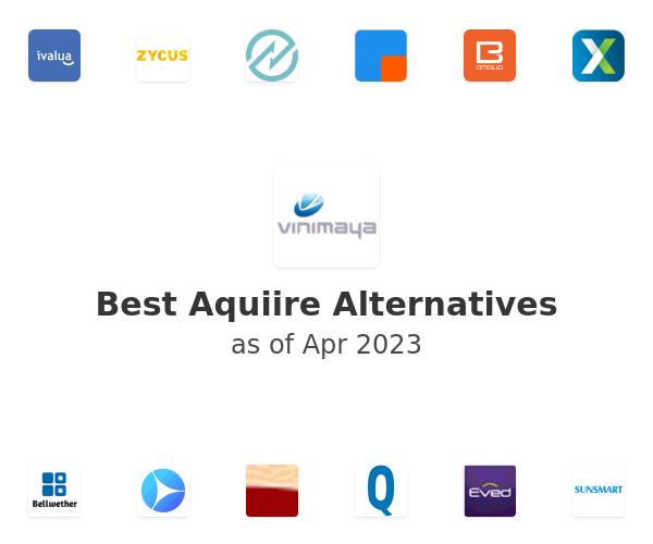 Best Aquiire Alternatives