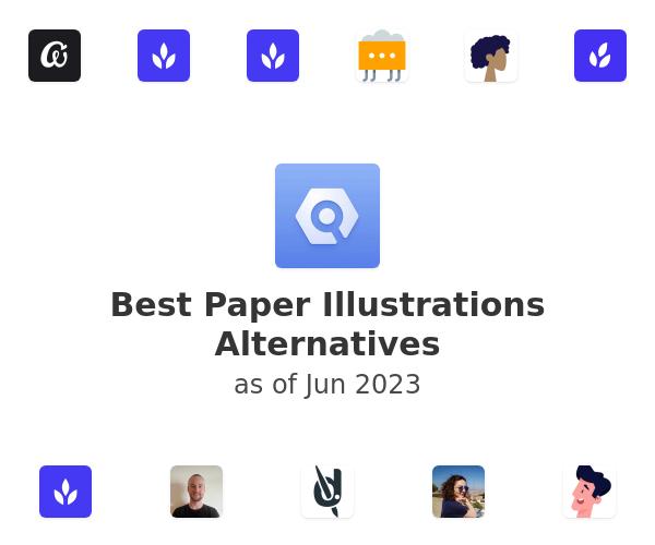 Best Paper Illustrations Alternatives
