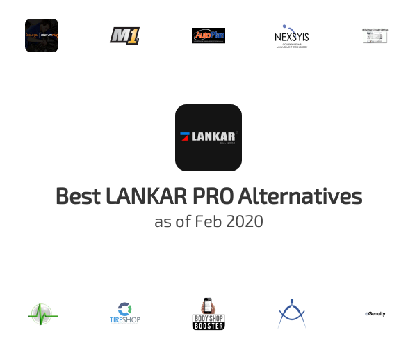Best LANKAR PRO Alternatives