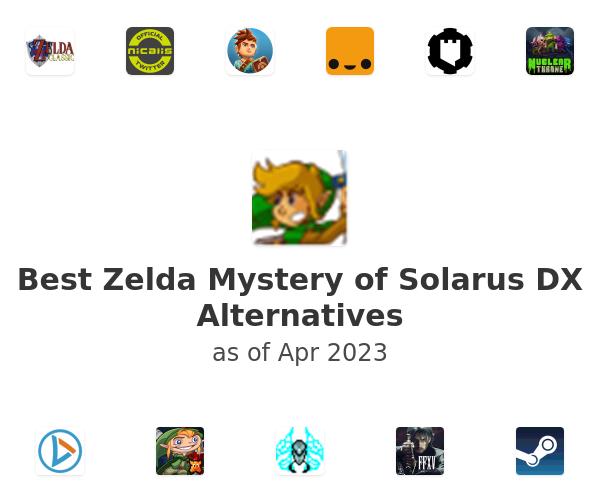 Best Zelda Mystery of Solarus DX Alternatives