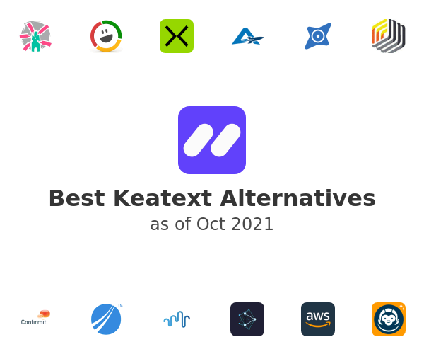 Best Keatext Alternatives