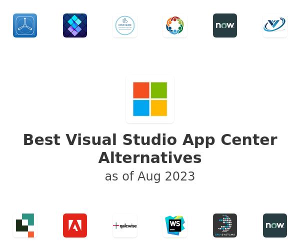 Best Visual Studio App Center Alternatives