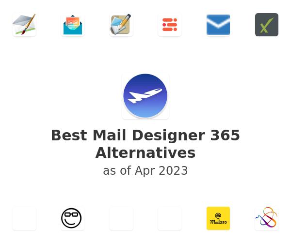 Best Mail Designer 365 Alternatives