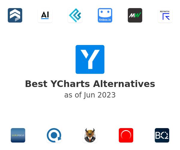 Best YCharts Alternatives