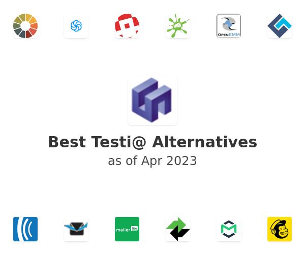Best Testi@ Alternatives