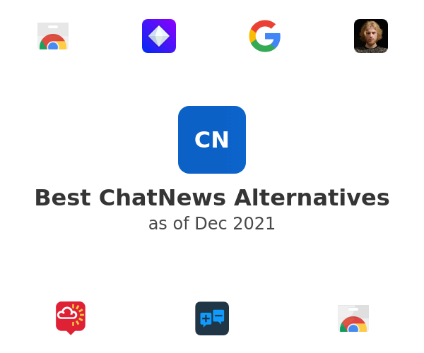 Best ChatNews Alternatives