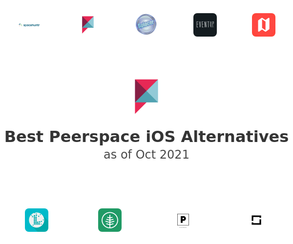 Best Peerspace iOS Alternatives