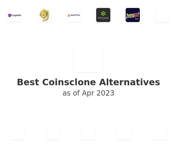 Best Coinsclone Alternatives