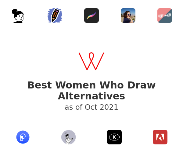 Best Women Who Draw Alternatives
