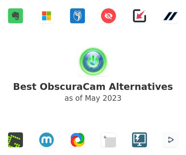 Best ObscuraCam Alternatives