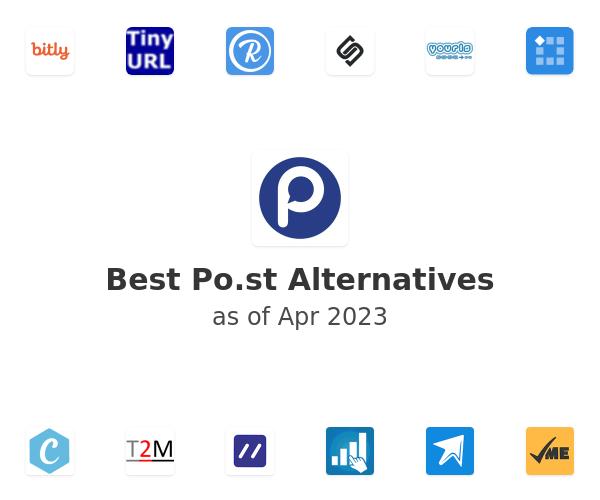 Best Po.st Alternatives