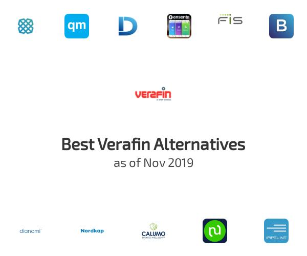 Best Verafin Alternatives