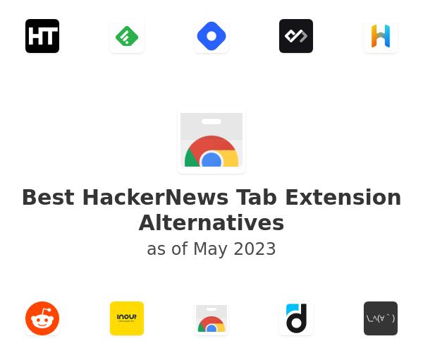 Best HackerNews Tab Alternatives