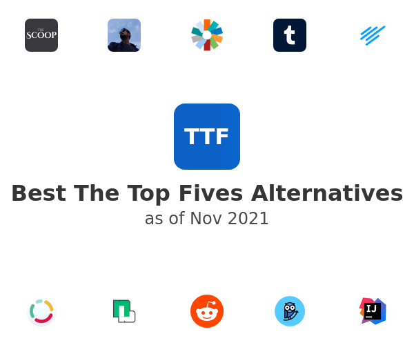 Best The Top Fives Alternatives