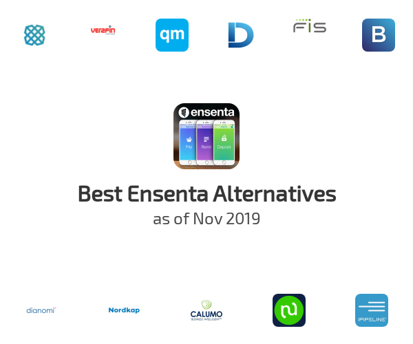 Best Ensenta Alternatives