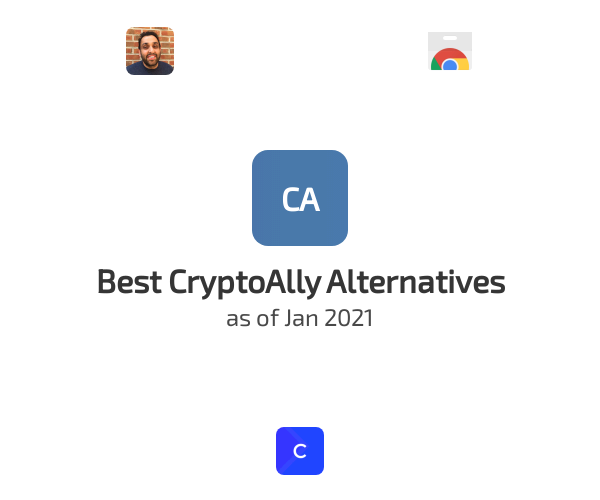Best CryptoAlly Alternatives
