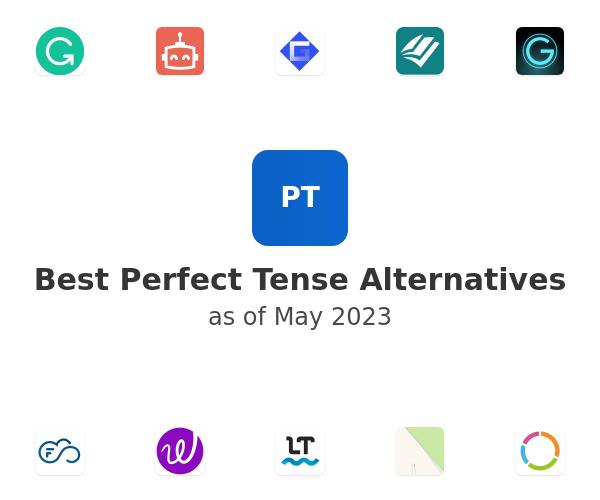 Best Perfect Tense Alternatives