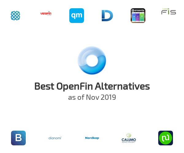 Best OpenFin Alternatives