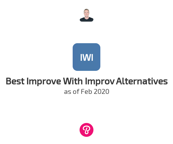 Best Improve With Improv Alternatives