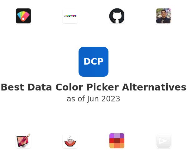 Best Data Color Picker Alternatives