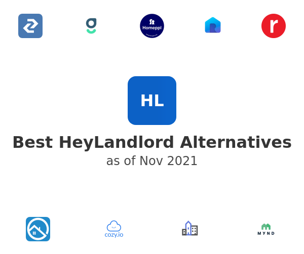 Best HeyLandlord Alternatives
