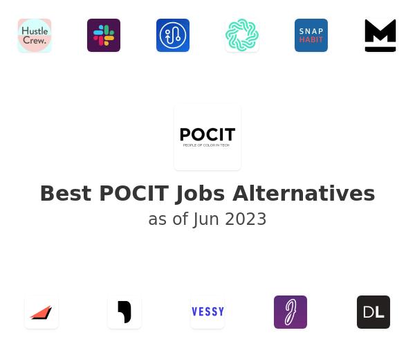 Best POCIT Jobs Alternatives