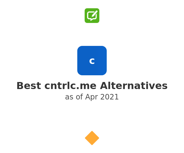 Best cntrlc.me Alternatives