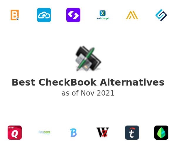 Best CheckBook Alternatives