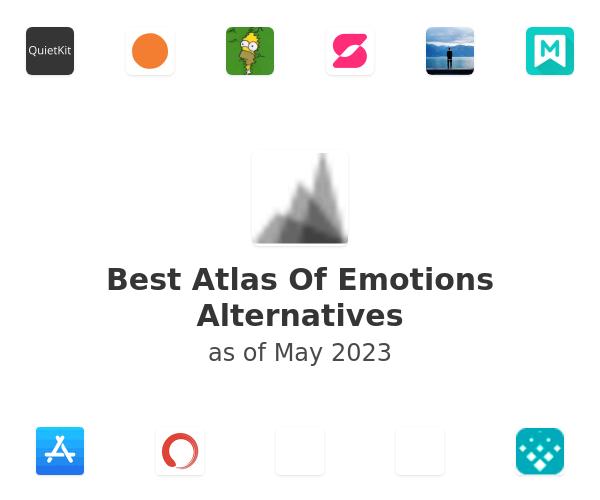 Best Atlas Of Emotions Alternatives