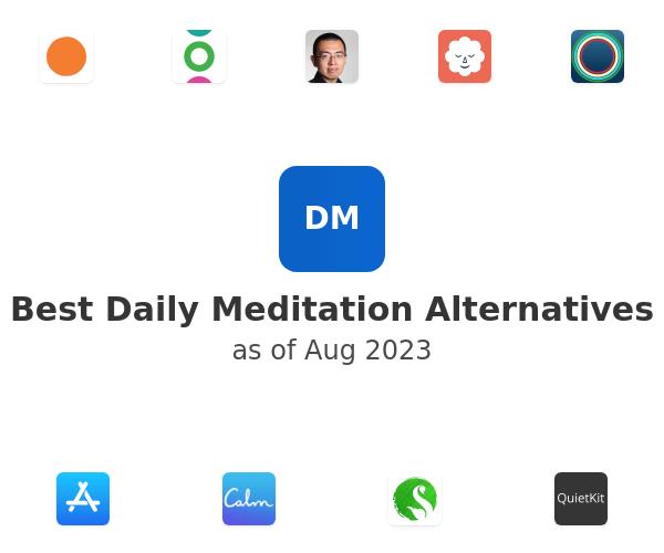 Best Daily Meditation Alternatives