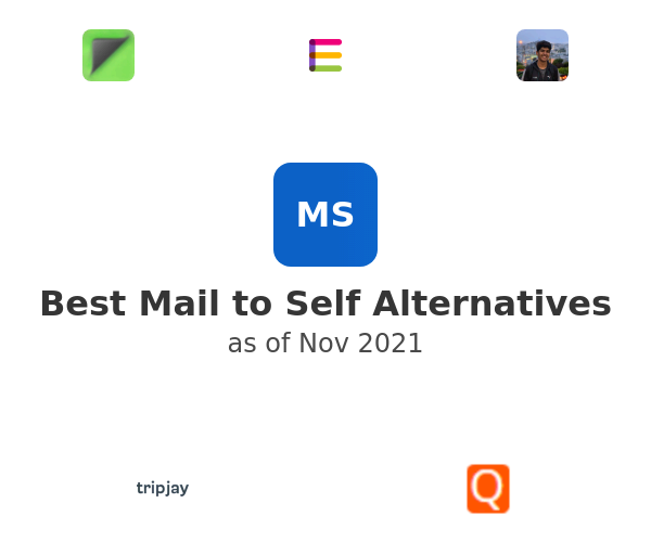 Best Mail to Self Alternatives