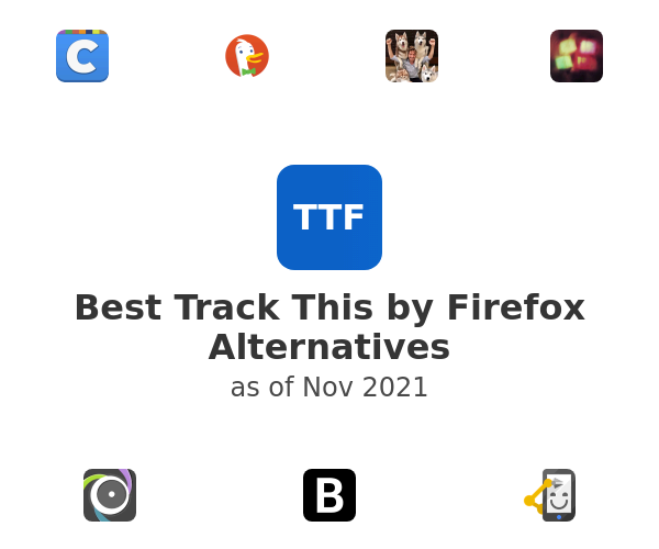 Best Track This by Firefox Alternatives