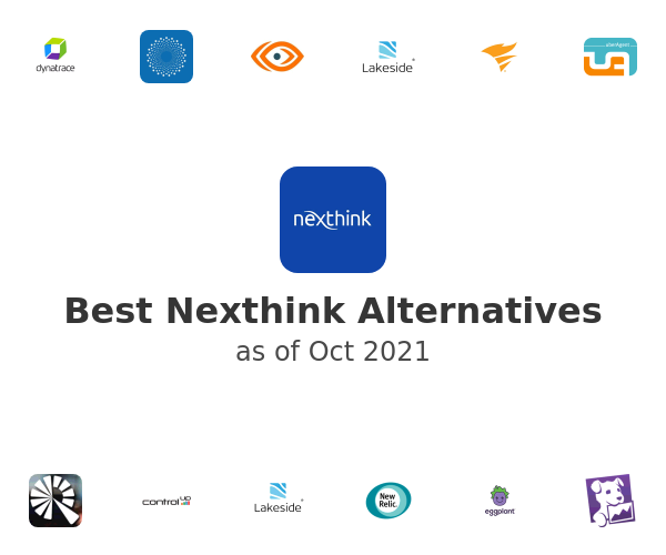 Best Nexthink Alternatives