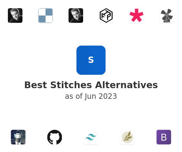 Best Stitches Alternatives