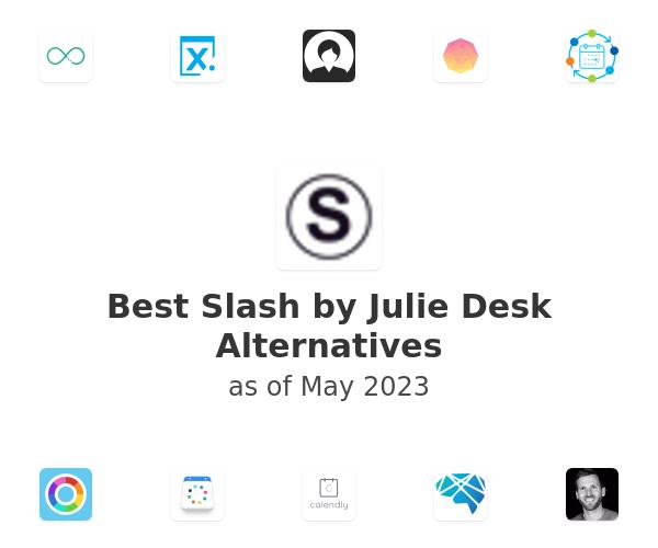 Best Slash by Julie Desk Alternatives