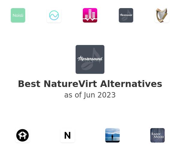 Best NatureVirt Alternatives