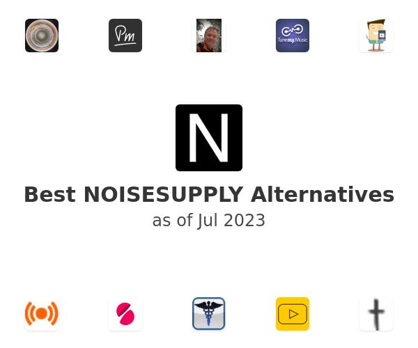 Best NOISESUPPLY Alternatives