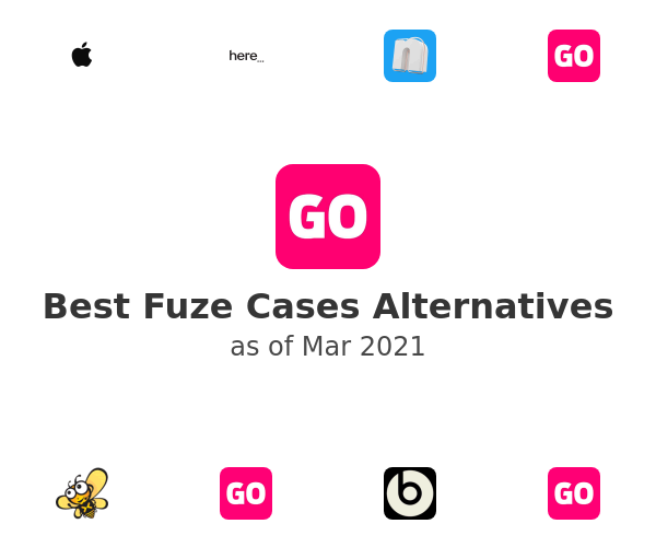 Best Fuze Cases Alternatives