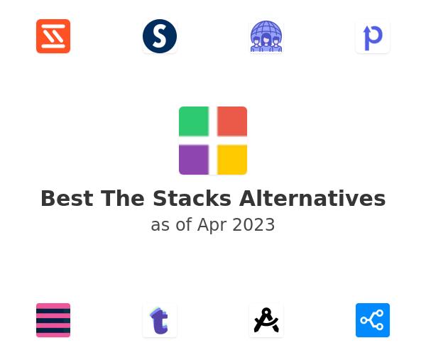 Best The Stacks Alternatives