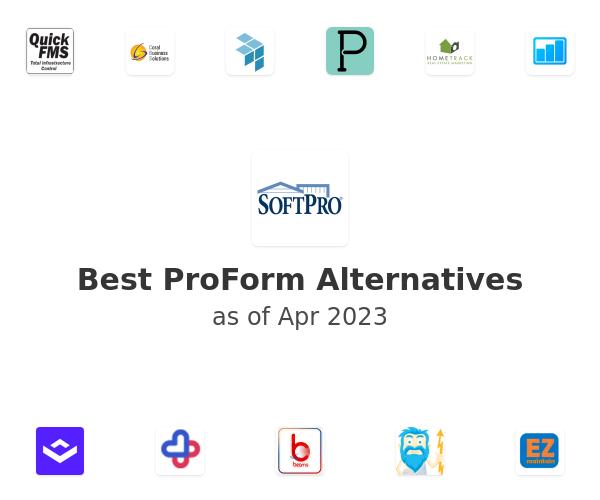 Best ProForm Alternatives