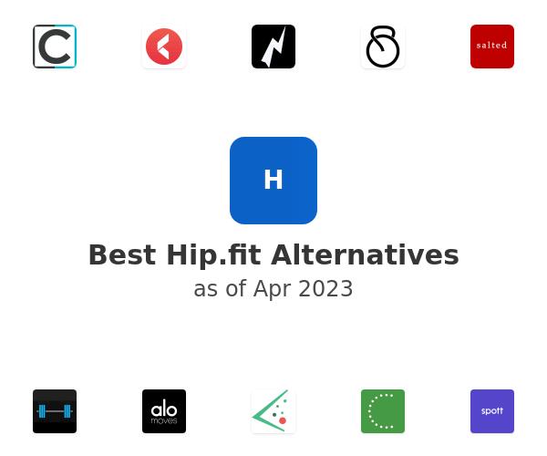 Best Hip.fit Alternatives