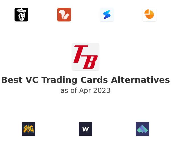 Best VC Trading Cards Alternatives